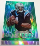 Panini America 2014 Industry Summit Select Football Green Prizms (3)