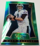Panini America 2014 Industry Summit Select Football Green Prizms (31)
