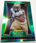 Panini America 2014 Industry Summit Select Football Green Prizms (33)