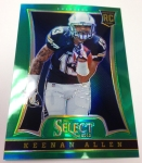 Panini America 2014 Industry Summit Select Football Green Prizms (34)