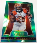 Panini America 2014 Industry Summit Select Football Green Prizms (35)
