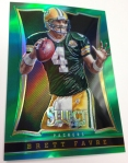 Panini America 2014 Industry Summit Select Football Green Prizms (46)