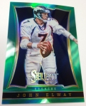 Panini America 2014 Industry Summit Select Football Green Prizms (48)
