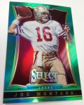 Panini America 2014 Industry Summit Select Football Green Prizms (51)