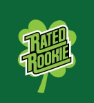 Rated Rookie St. Patty