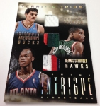Panini America 2013-14 Intrigue Basketball Prime Mem (18)