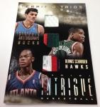 Panini America 2013-14 Intrigue Basketball Prime Mem (18)
