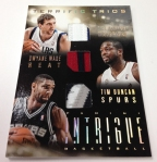 Panini America 2013-14 Intrigue Basketball Prime Mem (22)