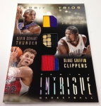 Panini America 2013-14 Intrigue Basketball Prime Mem (24)