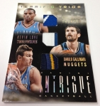 Panini America 2013-14 Intrigue Basketball Prime Mem (27)