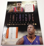 Panini America 2013-14 Intrigue Basketball Prime Mem (30)