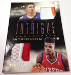 Panini America 2013-14 Intrigue Basketball Prime Mem (33)