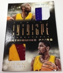 Panini America 2013-14 Intrigue Basketball Prime Mem (34)