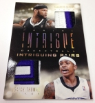 Panini America 2013-14 Intrigue Basketball Prime Mem (39)