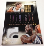 Panini America 2013-14 Intrigue Basketball Prime Mem (40)
