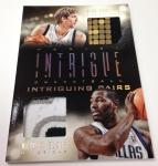 Panini America 2013-14 Intrigue Basketball Prime Mem (40)