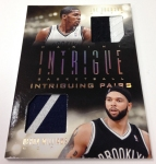 Panini America 2013-14 Intrigue Basketball Prime Mem (41)