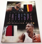 Panini America 2013-14 Intrigue Basketball Prime Mem (42)