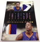 Panini America 2013-14 Intrigue Basketball Prime Mem (45)