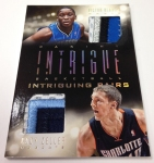 Panini America 2013-14 Intrigue Basketball Prime Mem (46)