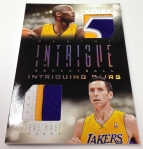 Panini America 2013-14 Intrigue Basketball Prime Mem (47)