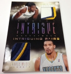 Panini America 2013-14 Intrigue Basketball Prime Mem (48)