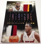 Panini America 2013-14 Intrigue Basketball Prime Mem (52)