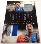 Panini America 2013-14 Intrigue Basketball Prime Mem (54)