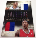 Panini America 2013-14 Intrigue Basketball Prime Mem (56)