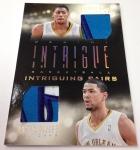Panini America 2013-14 Intrigue Basketball Prime Mem (58)