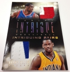 Panini America 2013-14 Intrigue Basketball Prime Mem (60)