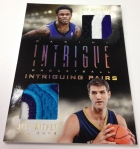 Panini America 2013-14 Intrigue Basketball Prime Mem (64)