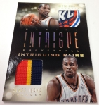 Panini America 2013-14 Intrigue Basketball Prime Mem (65)