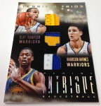 Panini America 2013-14 Intrigue Basketball Prime Mem (8)