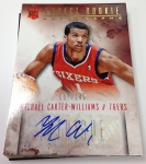 Panini America 2013-14 Intrigue Basketball Teaser (58)