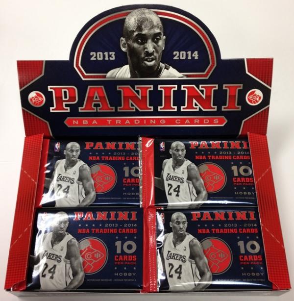 Panini America 2013-14 Panini Basketball Teaser (2)