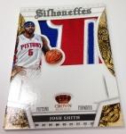 Panini America 2013-14 Preferred Basketball Silhouettes Pre-Ink (20)