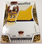 Panini America 2013-14 Preferred Basketball Silhouettes Pre-Ink (30)