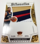 Panini America 2013-14 Preferred Basketball Silhouettes Pre-Ink (7)