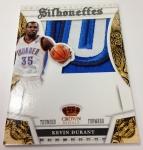 Panini America 2013-14 Preferred Basketball Silhouettes Pre-Ink (8)