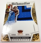 Panini America 2013-14 Preferred Basketball Silhouettes Pre-Ink (9)