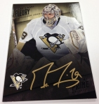 Panini America 2013-14 Prime Hockey Autograph Peek (1)