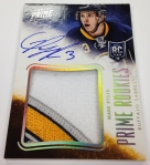 Panini America 2013-14 Prime Hockey Autograph Peek (14)