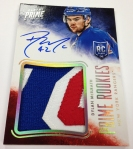 Panini America 2013-14 Prime Hockey Autograph Peek (18)