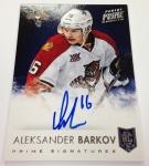 Panini America 2013-14 Prime Hockey Autograph Peek (33)