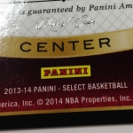 Panini America 2013-14 Select Basketball Pre-Ink peek (2)