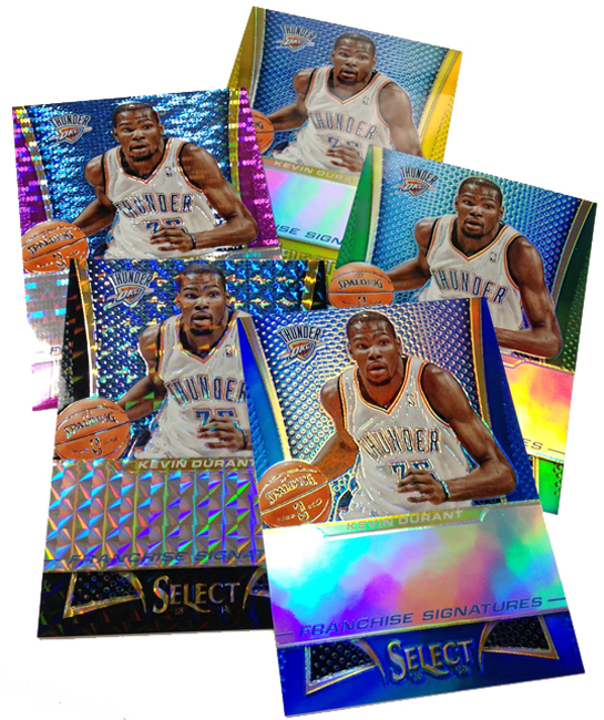 Panini America 2013-14 Select Basketball Pre-Ink peek (3)