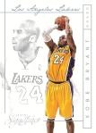 Panini America 2013-14 Signatures Basketball Kobe
