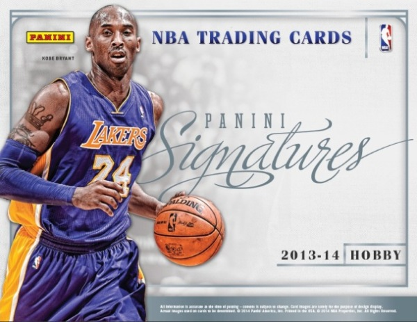 Panini America 2013-14 Signatures Basketball Main