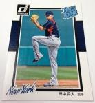 Panini America 2014 Donruss Baseball Tanaka Japanese (4)